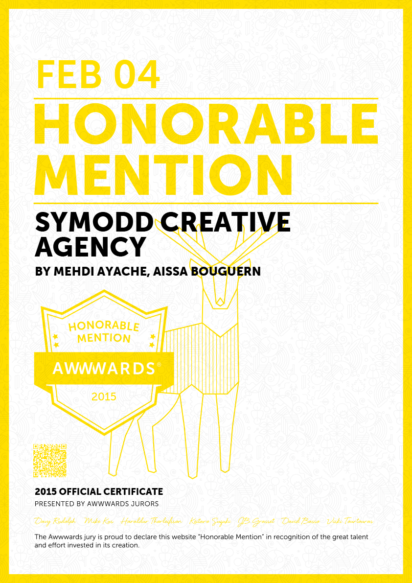 honorable3-mention-symodd-morococ-agency-awwwards-agadir-agence-creative